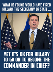 FBI Report Would Have Fired A Secretary Of State