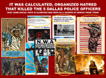 Dallas Shooting Was Calculated Organized Hatred