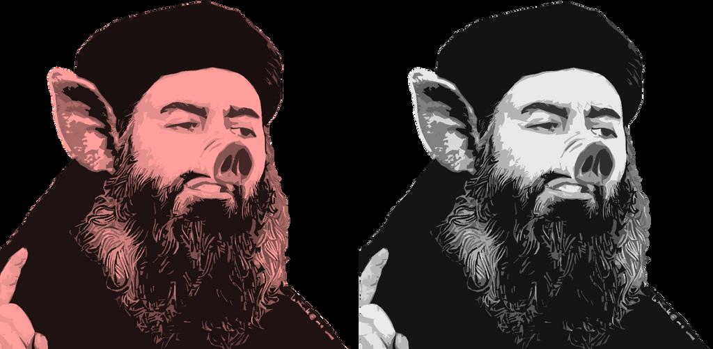 ISIS' Genetically Engineered Caliph Al-Baghdadi by ...