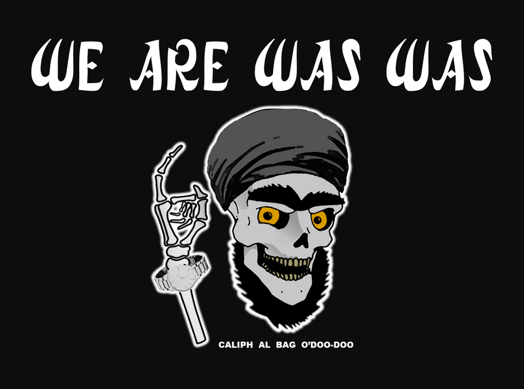 Future Flag Of ISIS, Soon To Be WAS-WAS 2.0 by ...