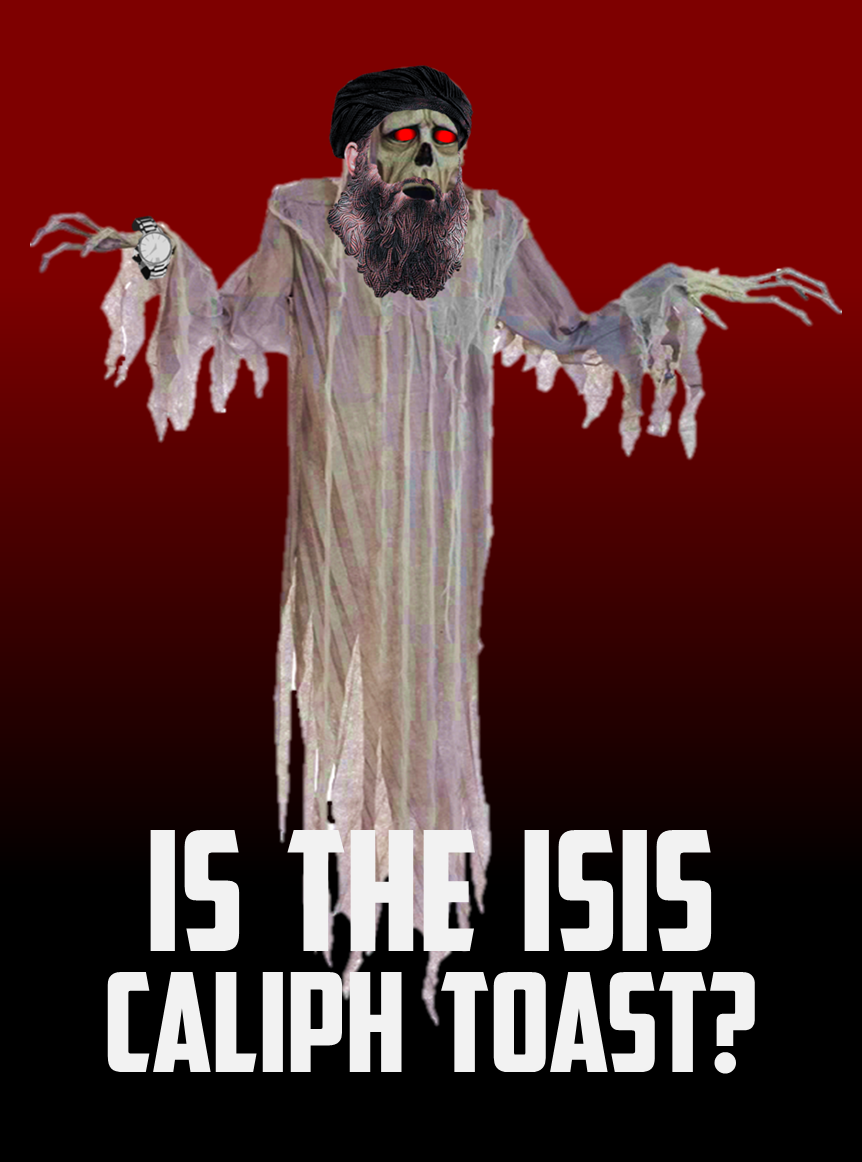 IS The ISIS Caliph DEA...