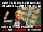 Jorge Ramos Unwilling To Do What He Wants US To Do