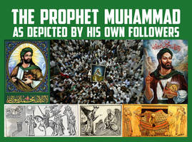 The Quran DOES NOT Forbid Images Of Muhammad by CaciqueCaribe