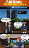 Shifting Roommates - Page 1