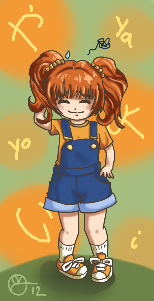 Yayoi Takatsuki by 402ShionS3