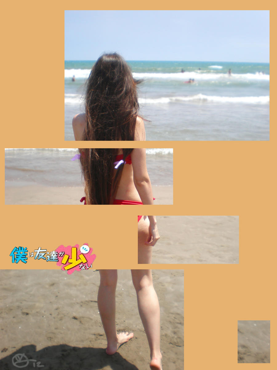Mikazuki Yozora - Summer 1 by 402ShionS3