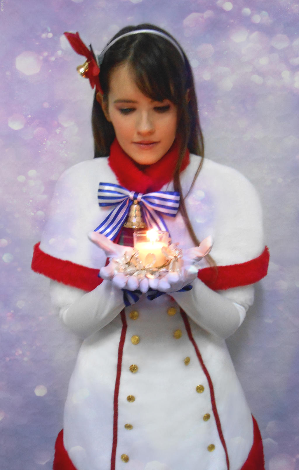 Iori Minase - Holy Night Gifter 1 by 402ShionS3