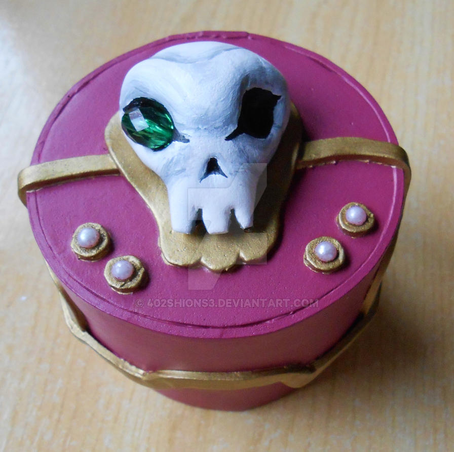 Touch Detective Jewelry Box 2 by 402ShionS3