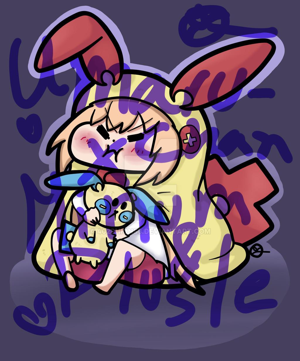 Umaru x Minum and Plusle by 402ShionS3