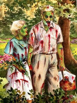 Zombie picnic