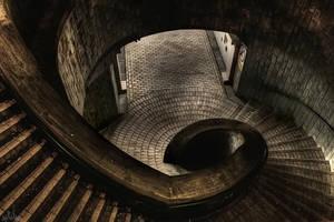 Spiral Down by Draken413o
