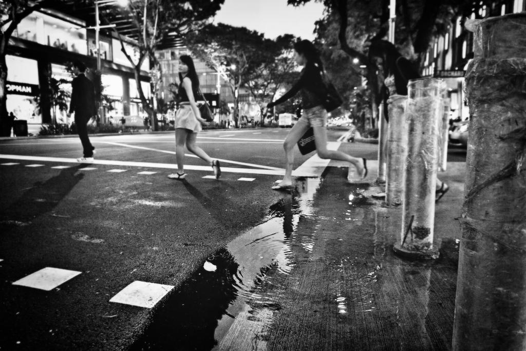 Glass Jump by Draken413o