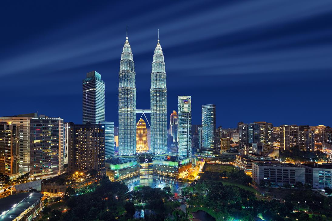 Kuala Lumpur Reworked by Draken413o