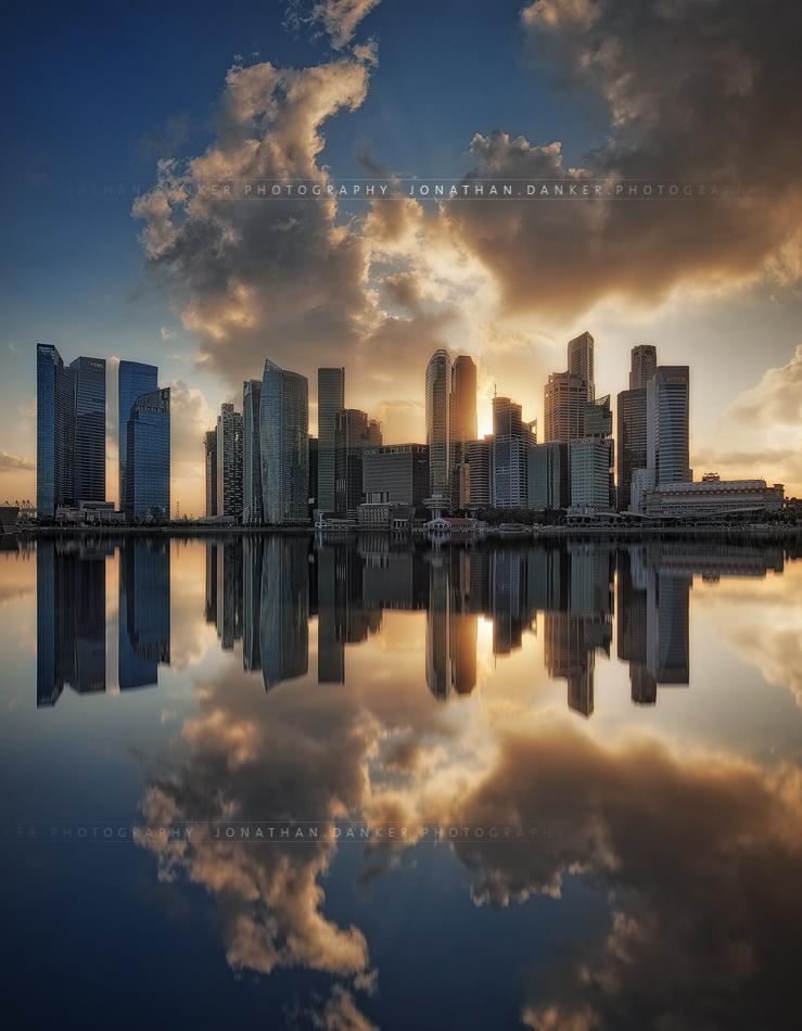 City of God by Draken413o