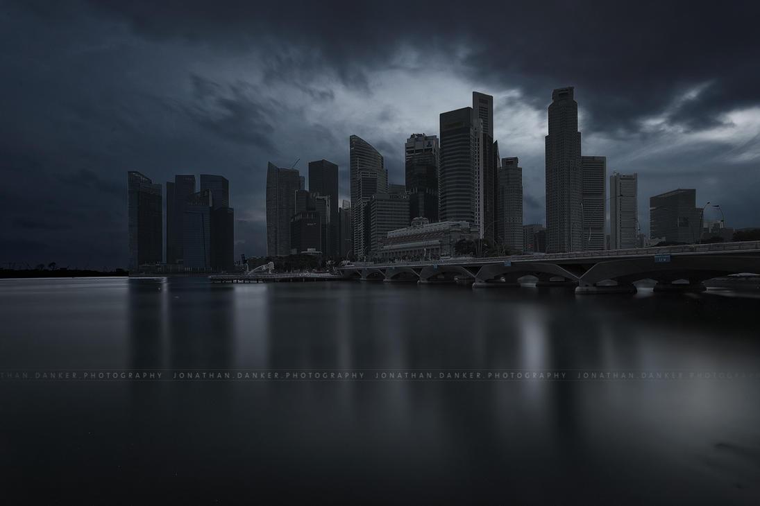 Dead City by Draken413o