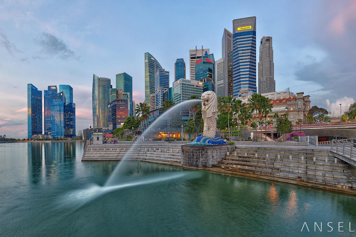 Singapore Clean by Draken413o