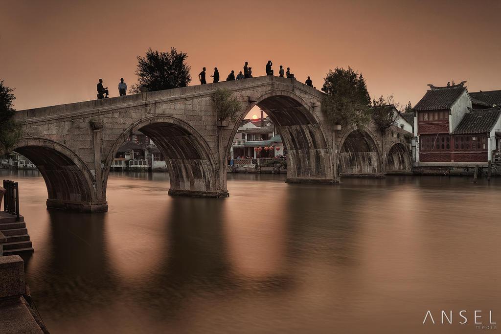 Letting Them Bridge by Draken413o