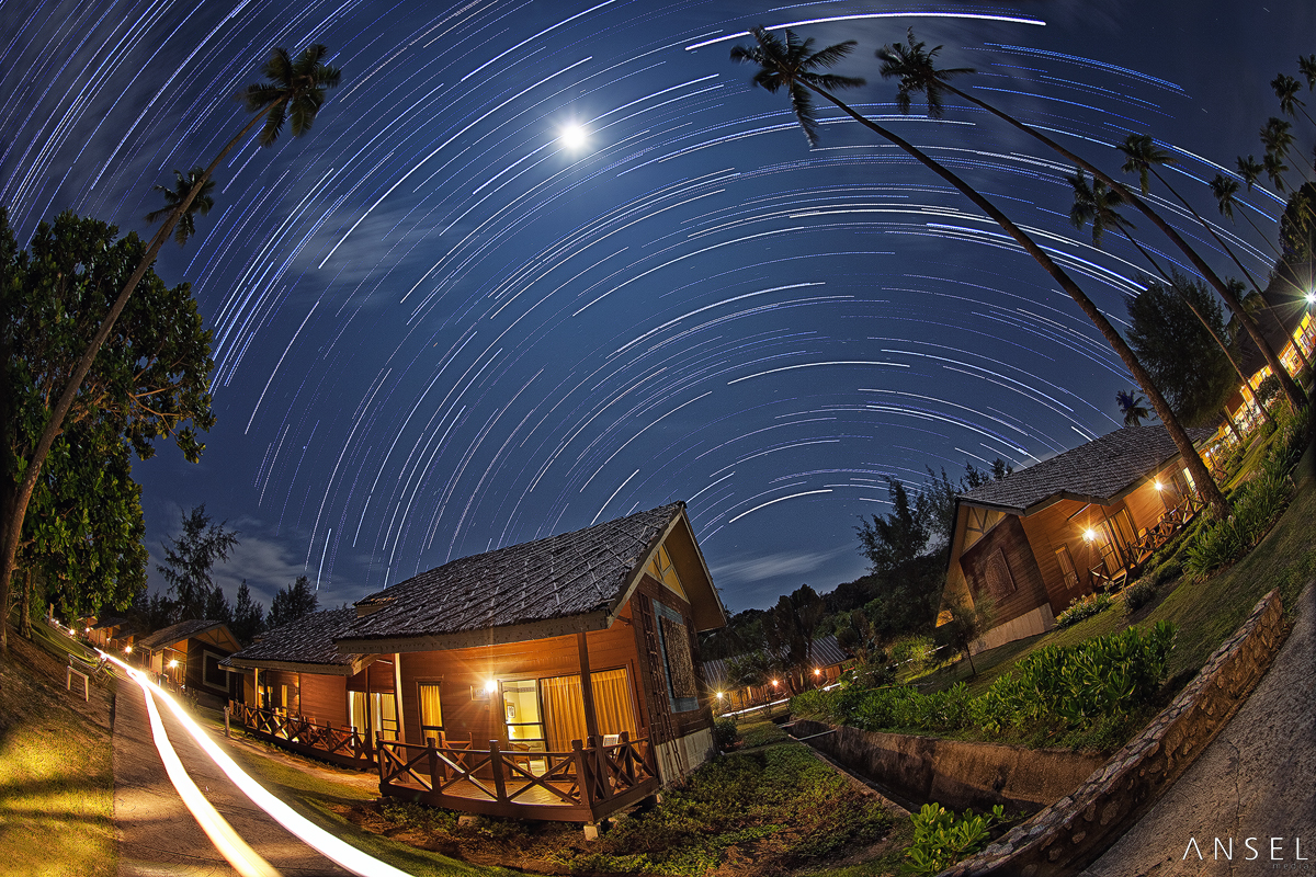 Mayang Sari Under the Stars by Draken413o