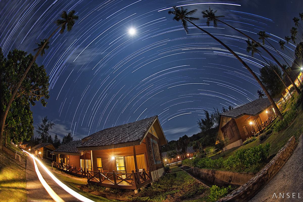 Mayang Sari Under the Stars by Draken413o
