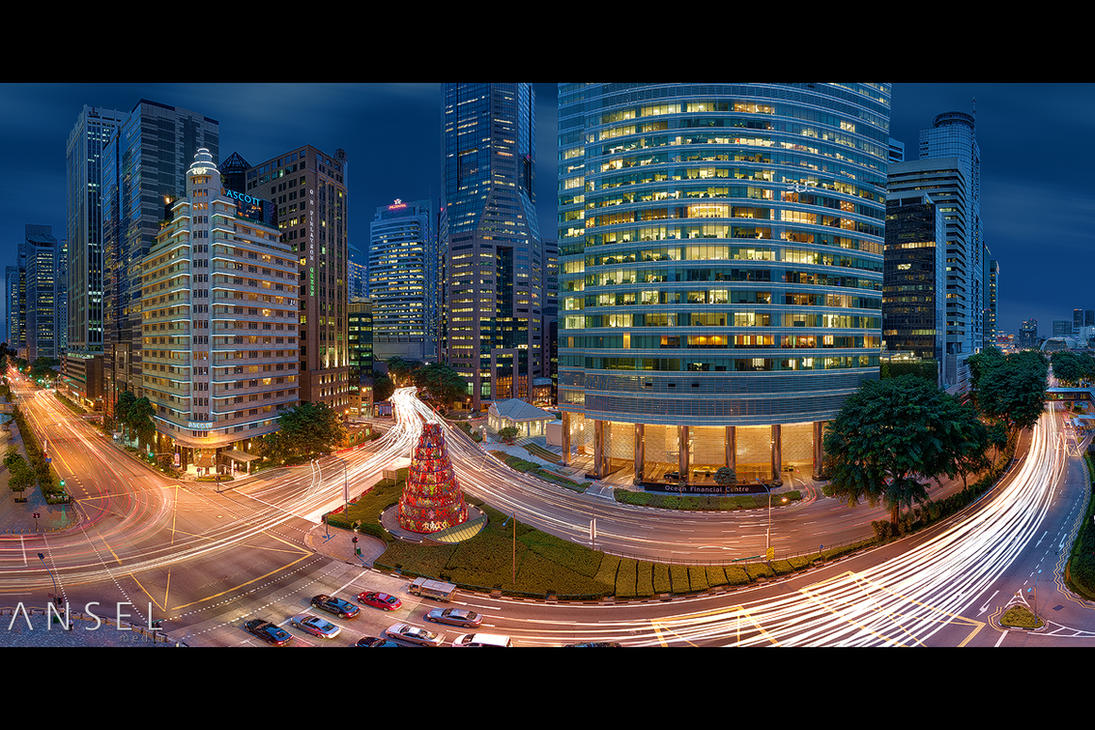 CITY LIFE by Draken413o