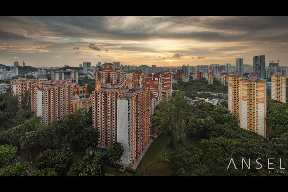 Tiong Bahru Estates by Draken413o