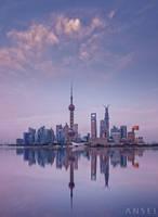 Shanghai City by Draken413o