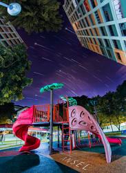 Space Island by Draken413o