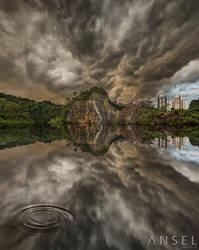 The Raging Calm by Draken413o