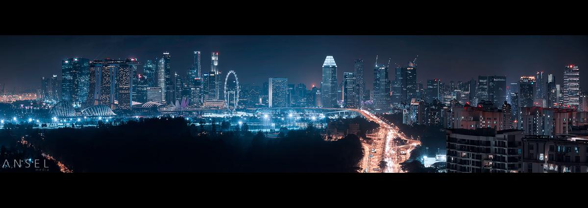 LuminoCity by Draken413o