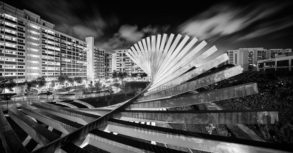New Urban Waveforms by Draken413o