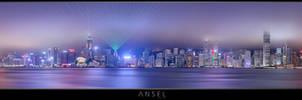 Hong Kong Island by Draken413o