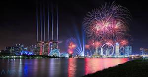 F1 2017 Fireworks Finale