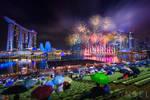 2018 New Year Fireworks