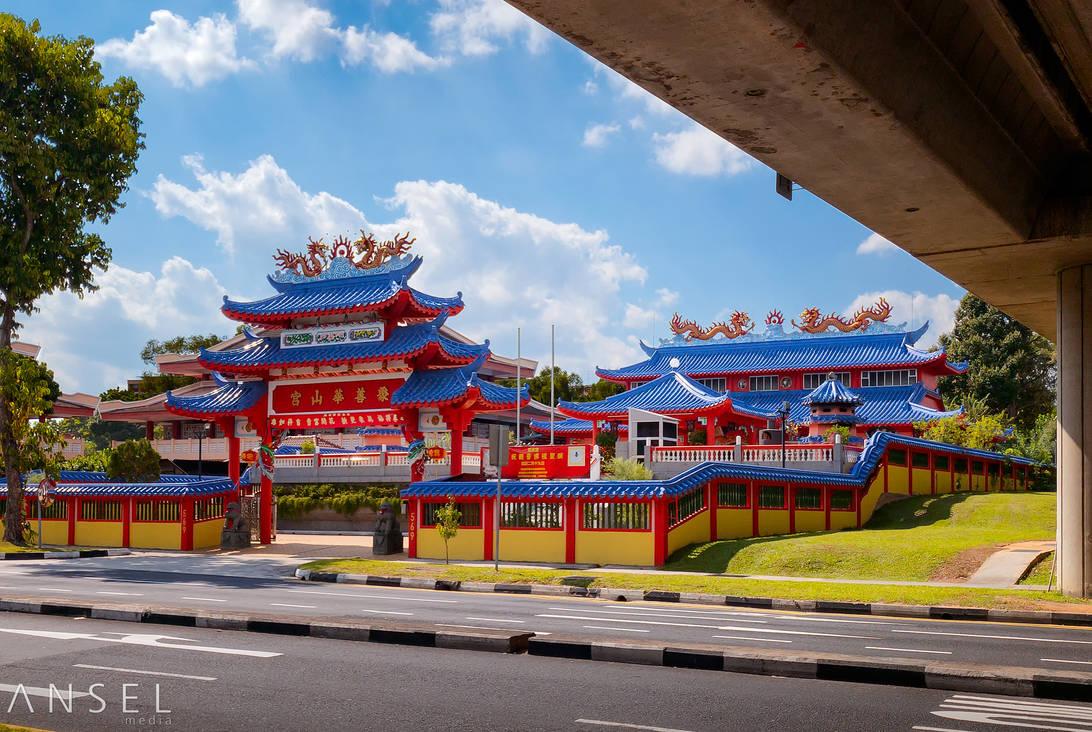 Wah Sua Keng Temple 2 by Draken413o