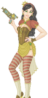 Happy Bree day! by nunilwen