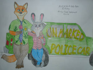 Two Of Zootopia's Finest?