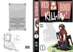 Red KILLING Hood MANGA COVER