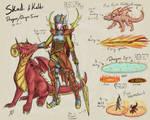 Smite Skadi Skin (Dragoon/Dragon Tamer Skadi)