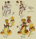 Medusa T5: Snake Priestess