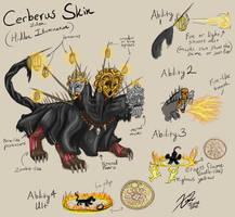Smite Cerberus Skin (Hidden Illumination)
