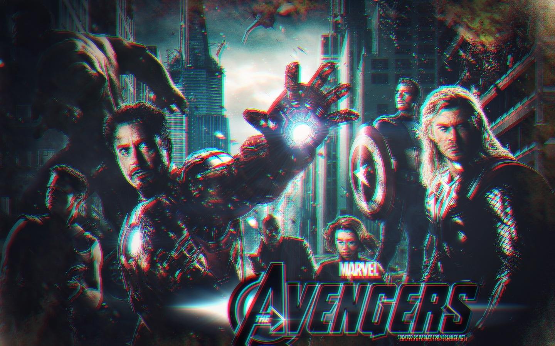 Avengers 3d wallpaper by hquinnart on deviantart - Wallpaper avengers 3d ...