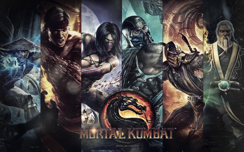 Mortal Kombat Favourites By Muertewer On DeviantArt