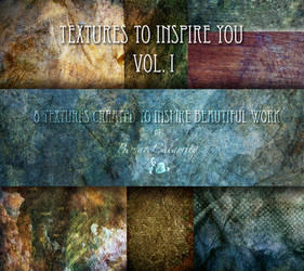Textures To Inspire You V. I by buffydoesbroadcast