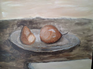 Still Life Study #1 - Pears