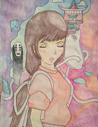 Spirited Away, Again