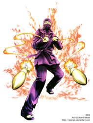 Ninja purpura