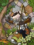 Badger at Arms
