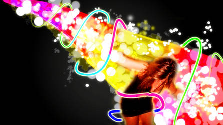 Dancing in My Head by Earth-Goddess-Gaia