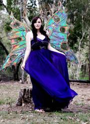 I Found A Fairy In My Garden by Earth-Goddess-Gaia