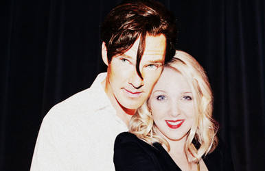 Benedict Cumberbatch and Eden Young by Earth-Goddess-Gaia